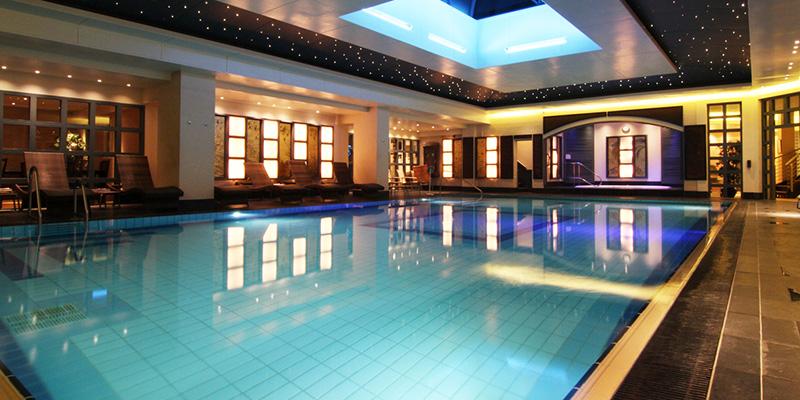 SenSpa pool