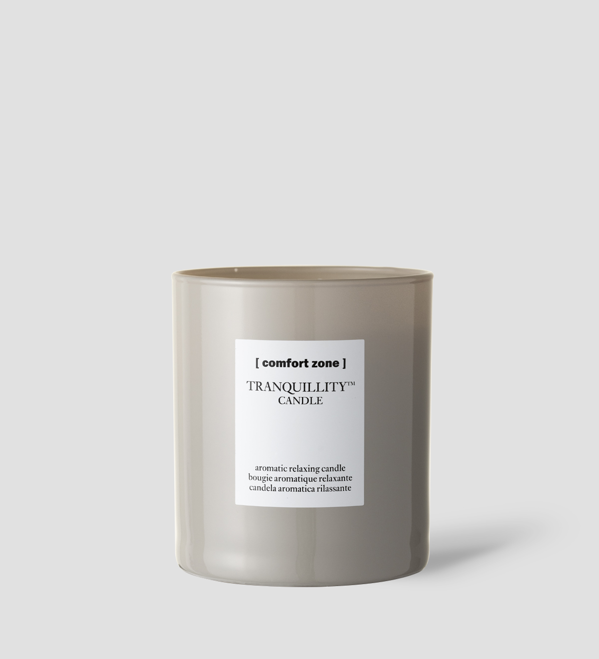 Comfort zone tranquility candle