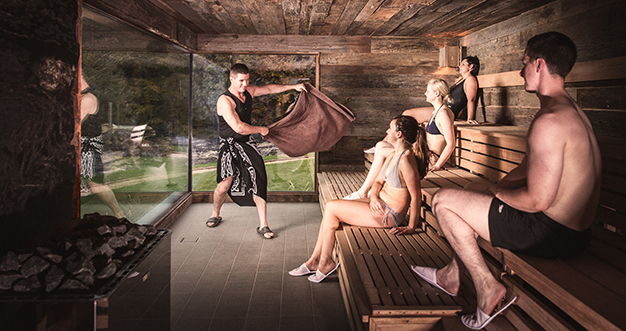 Galgorm-sauna
