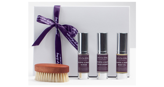 Natural Spa Factory Mini Pregnancy Gift Set
