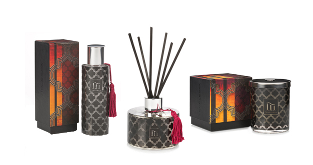 Temple Spa Home Fragrance Set