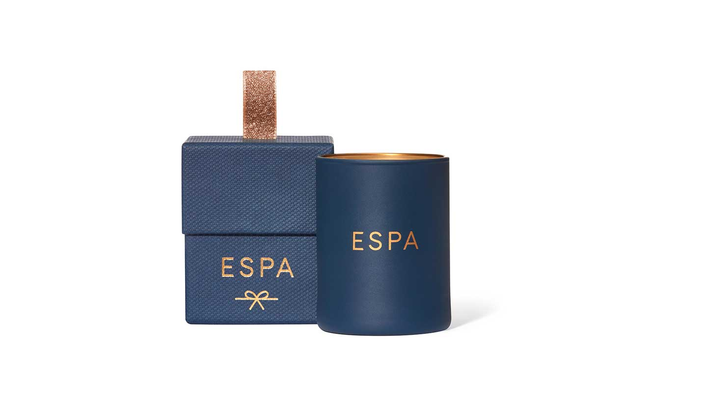 ESPA All is Bright Restorative Candle