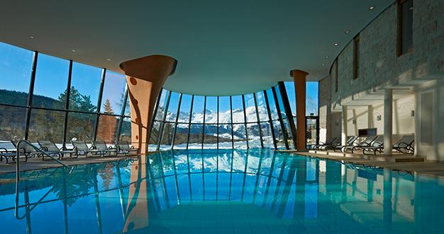 Grand Hotel Kronenhof Pool