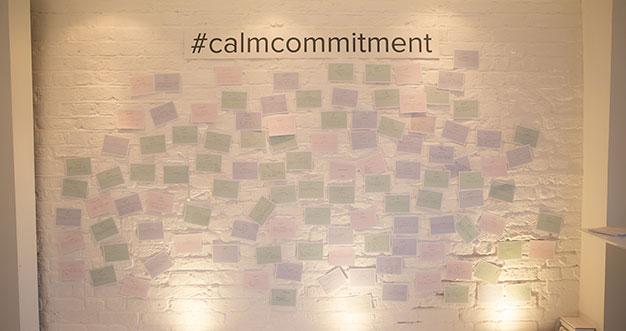 ESPA #calmcommitment
