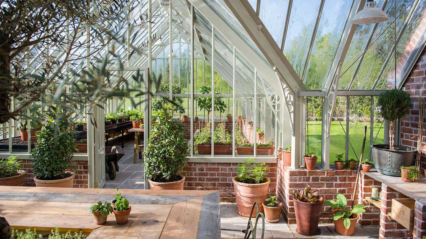 Lime WoodGreenhouse