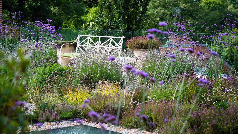 Herb House Garden