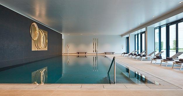 Rudding Park Indoor Swimming Pool