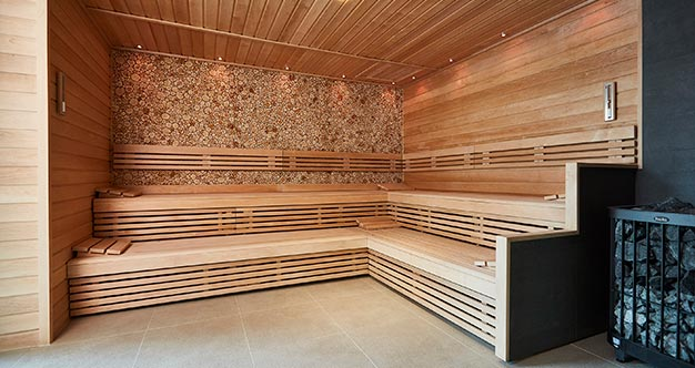 Rudding Park Sauna
