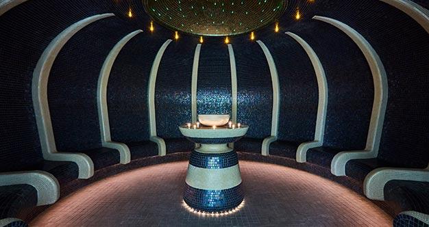 Luxury Steam Room