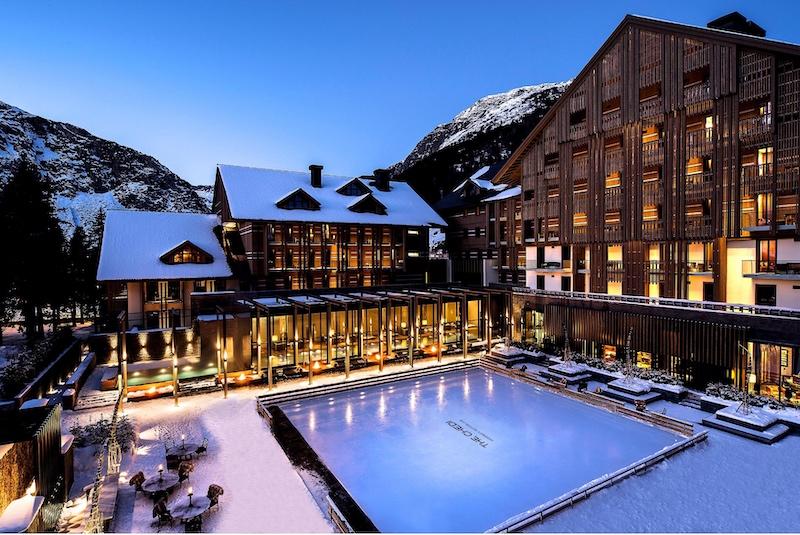 Chedi Andermatt, Switzerland