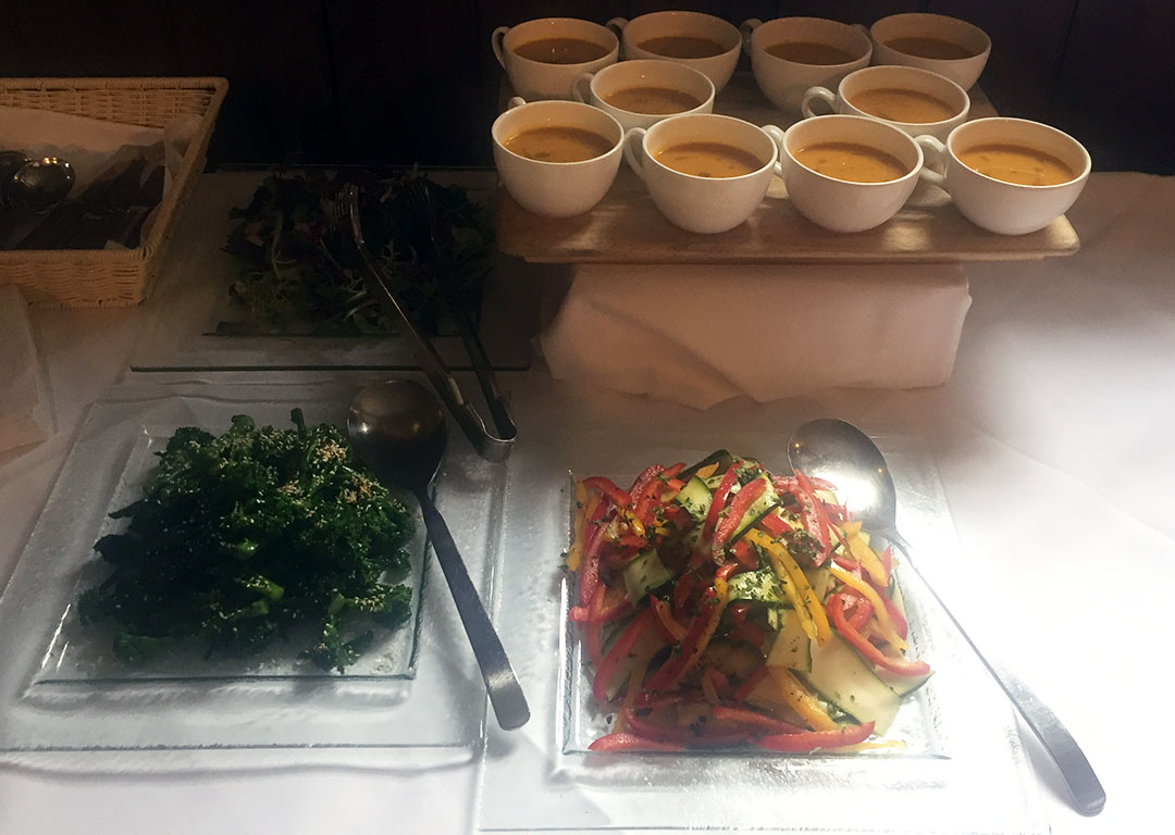 Chilston Park Hotel Food