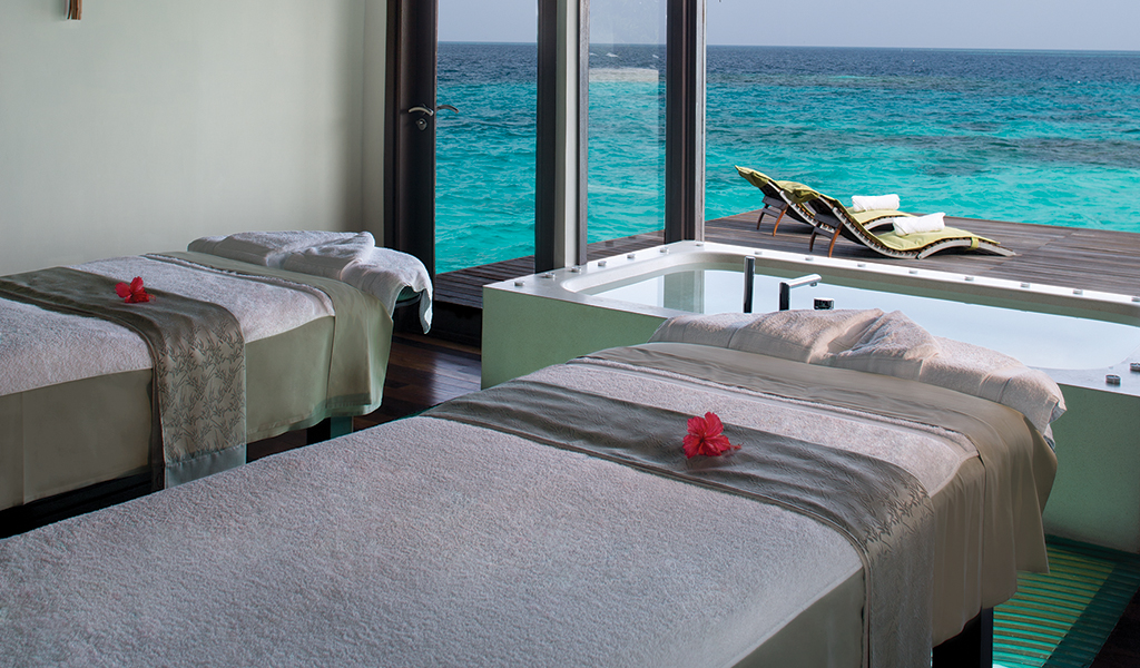 Treatment Room at Coco Bodu Hithi