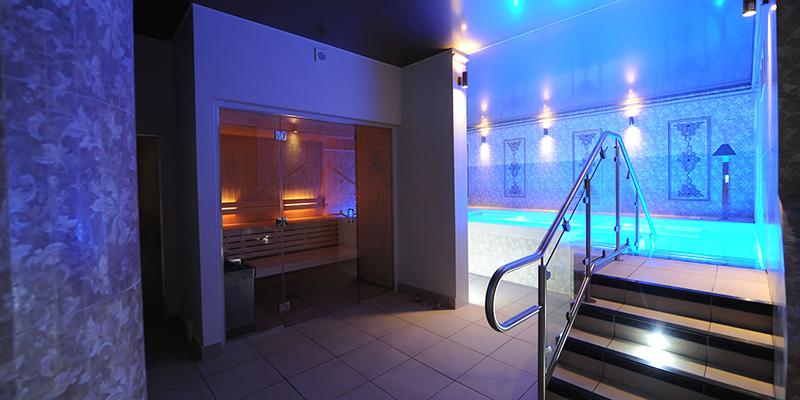 Corick Spa pool