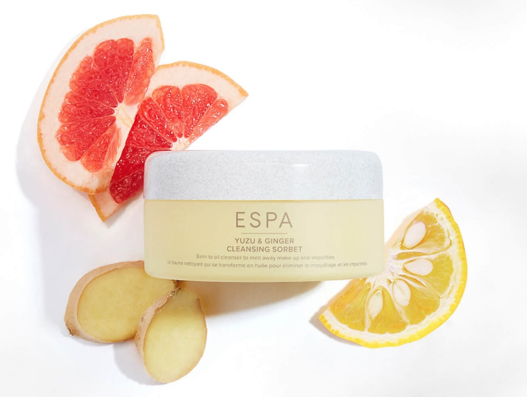 ESPA Yuzu and Ginger Cleansing Sorbet