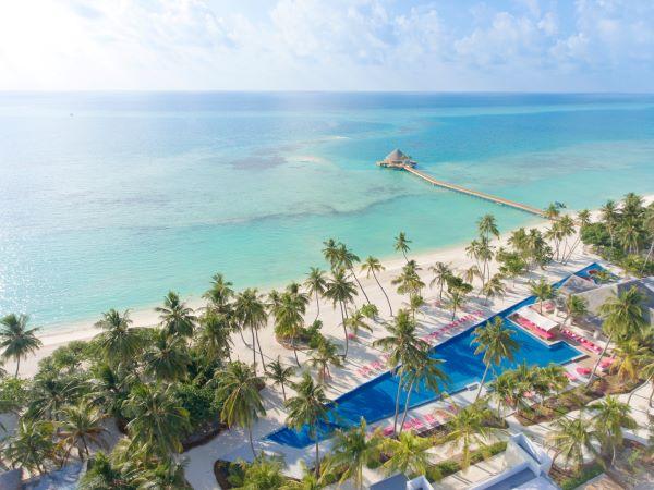 Kandima Maldives beachfront villas