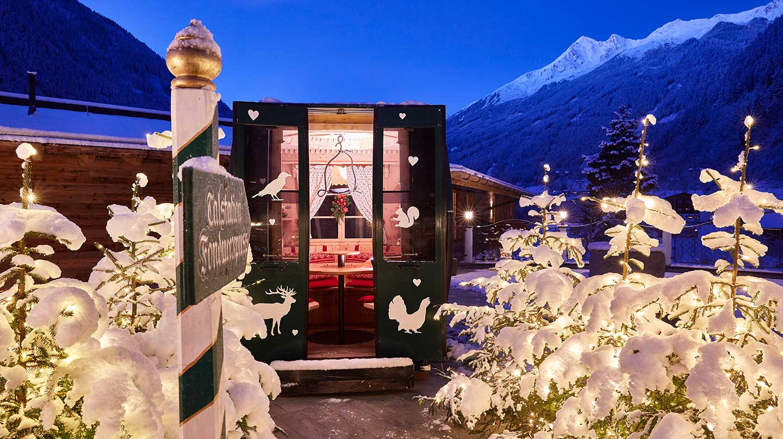 Austria: Jagdhof Spa Hotel Restaurant