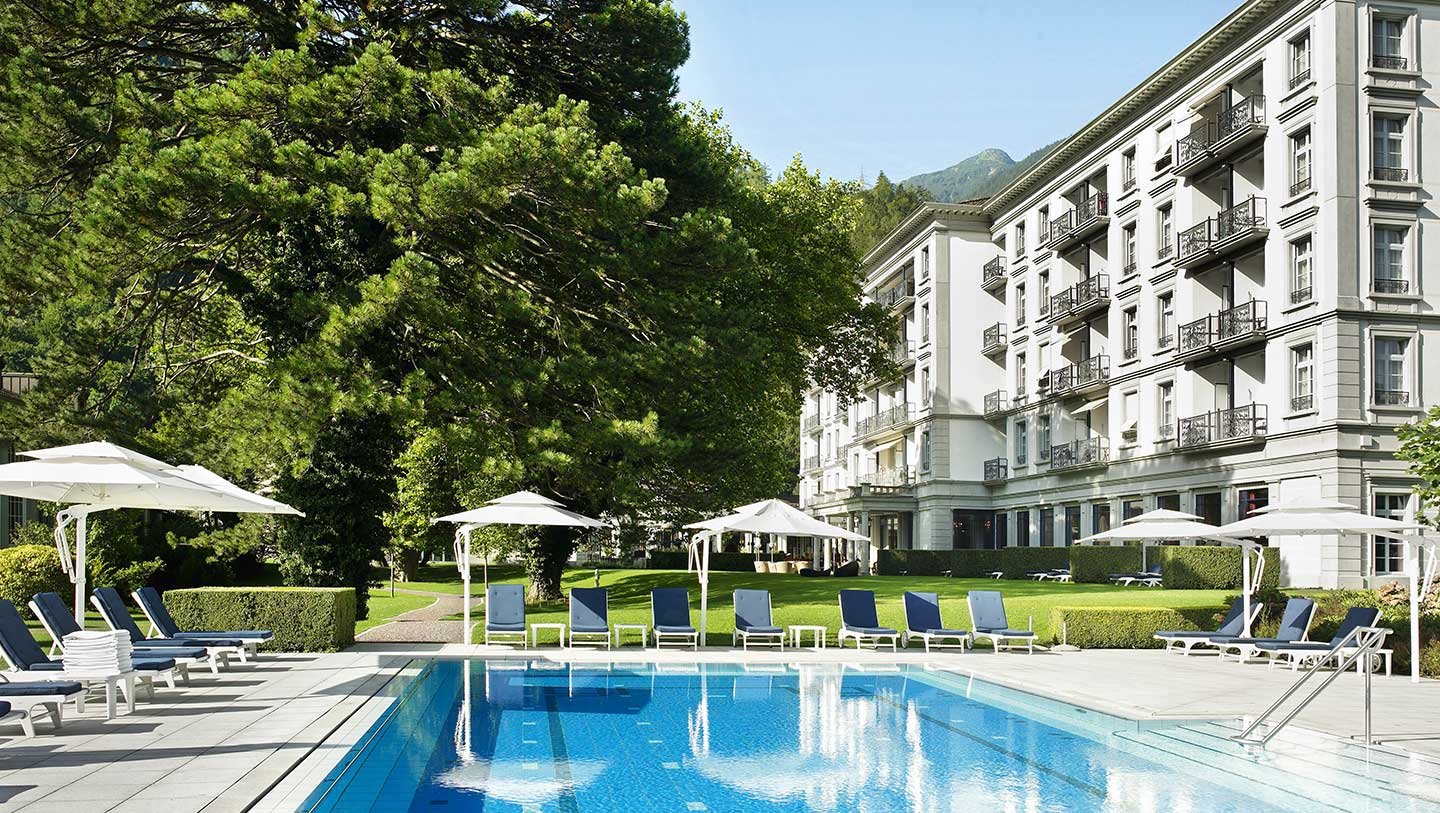 Bad Ragaz Switzerland