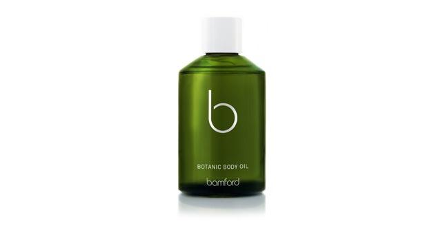 Bamford botanical Body Oil