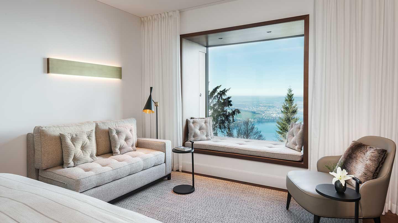 Burgenstock Grand Suite