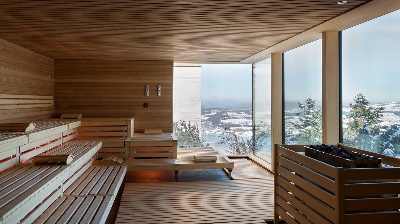 Burgenstock sauna