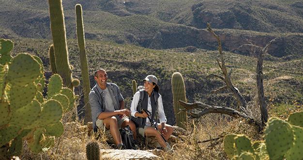 Canyon Ranch Hiking