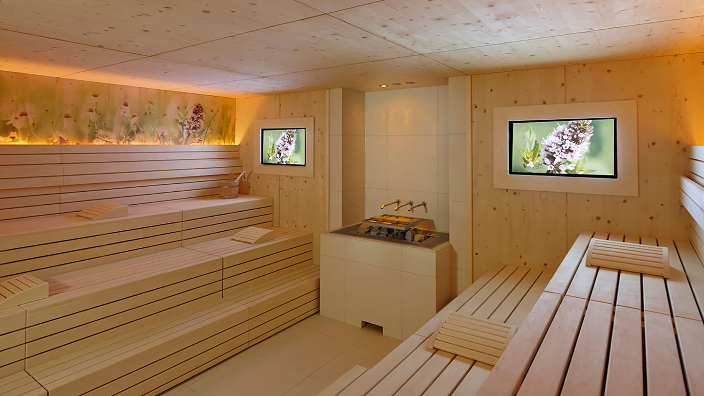 Herbal Sauna at Aqua Sana Woburn Forest