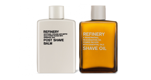 The Refinery Shave Duo