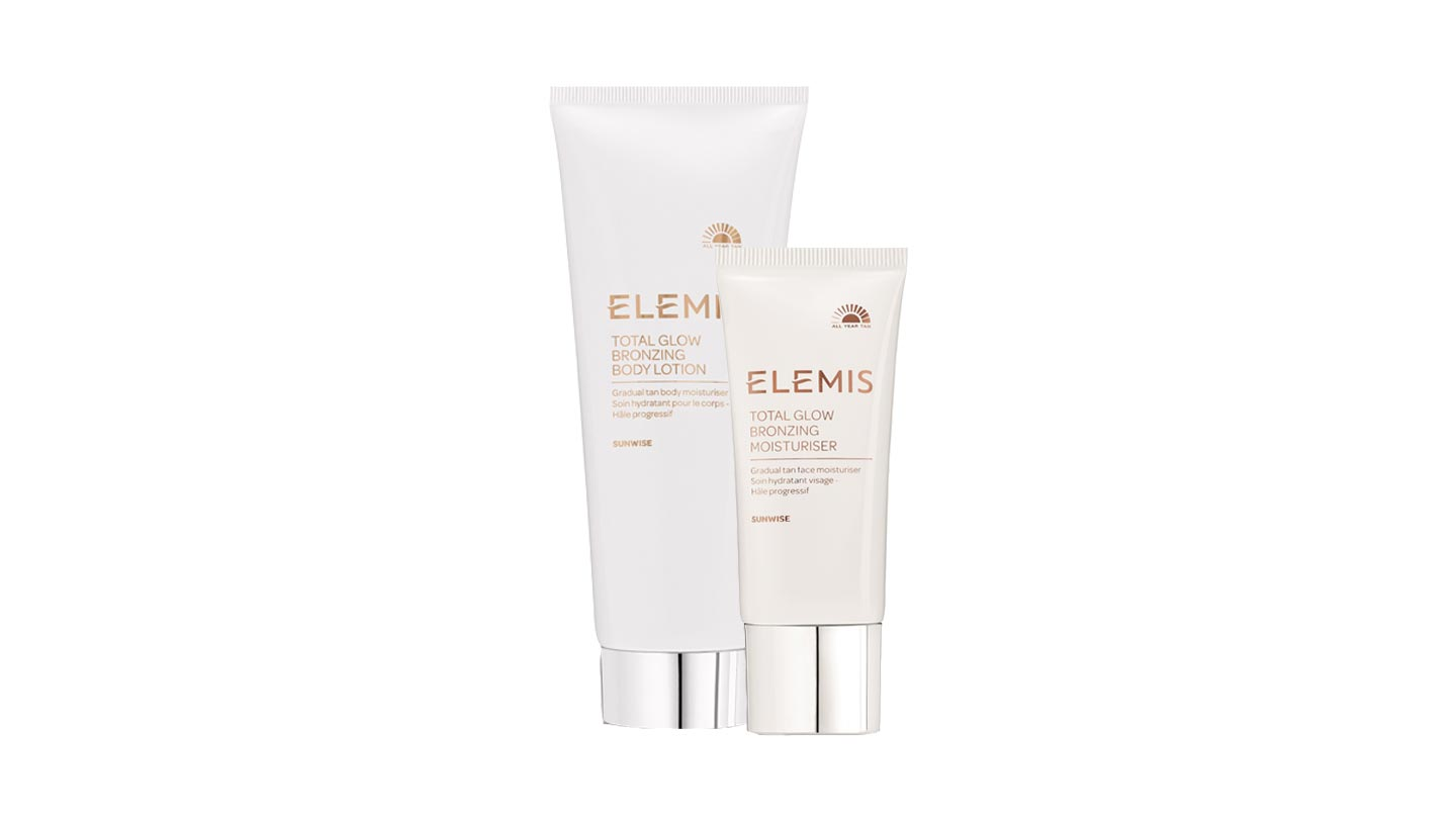 Elemis Total Glow Bronzing Moisturiser for face and body