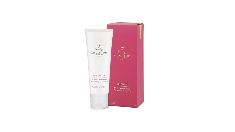 Aromatherapy Associate Renewing rose Hand Cream