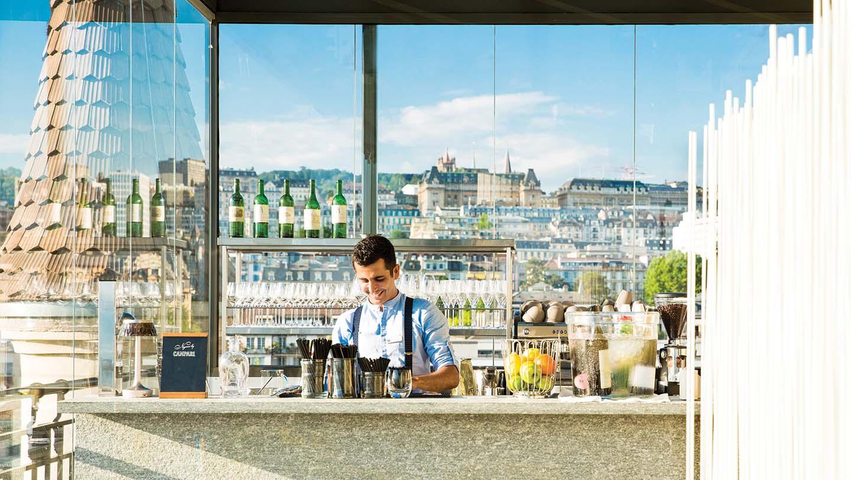 Royal Savoy Lausanne Bar
