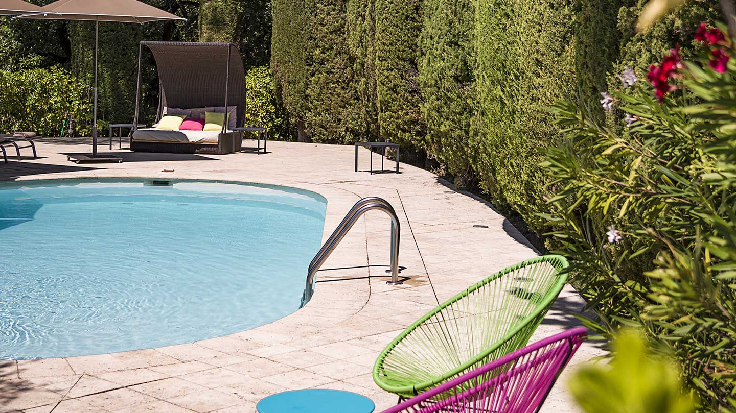 Le Mas Candille Outdoor Pool