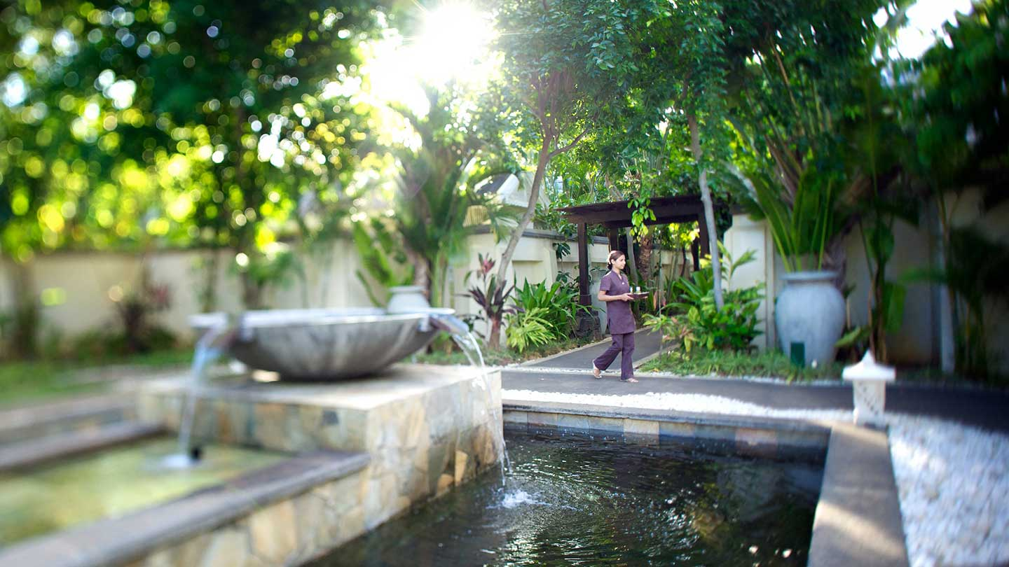 Seven Colours Spa at Heritage Le Telfair Golf and Wellness Resort