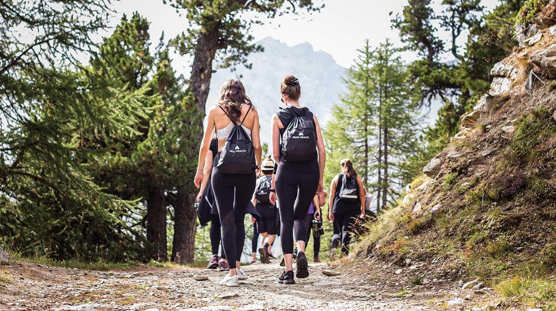 Peak Wellness at the Capra