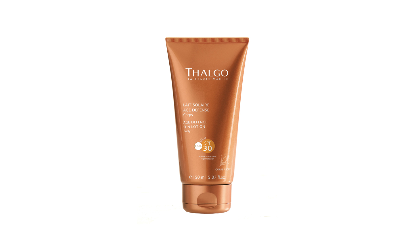 Thalgo Age Defence Sun Cream Body Lotion