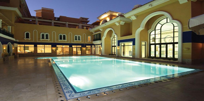 Soma Bay Thalassotherapy Pool