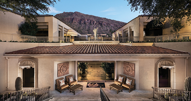 The Phoenician Wellbeing Center, Scottsdale