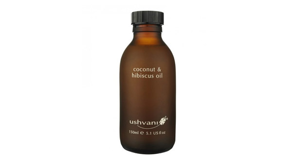 Ushvani Coconut and Hibiscus Oil
