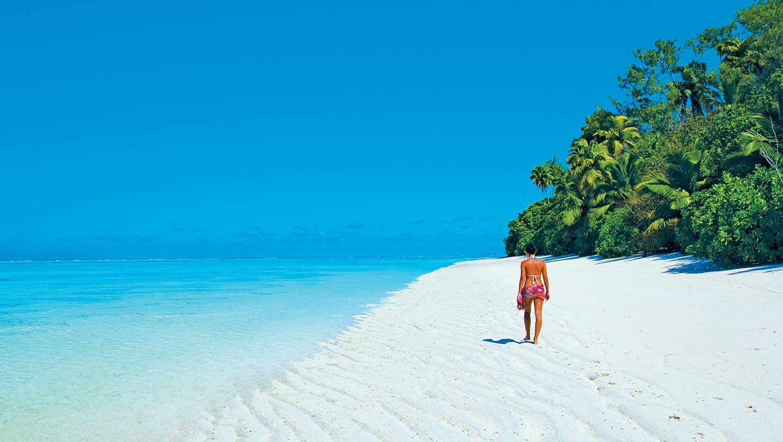 Alphonse Island Beach