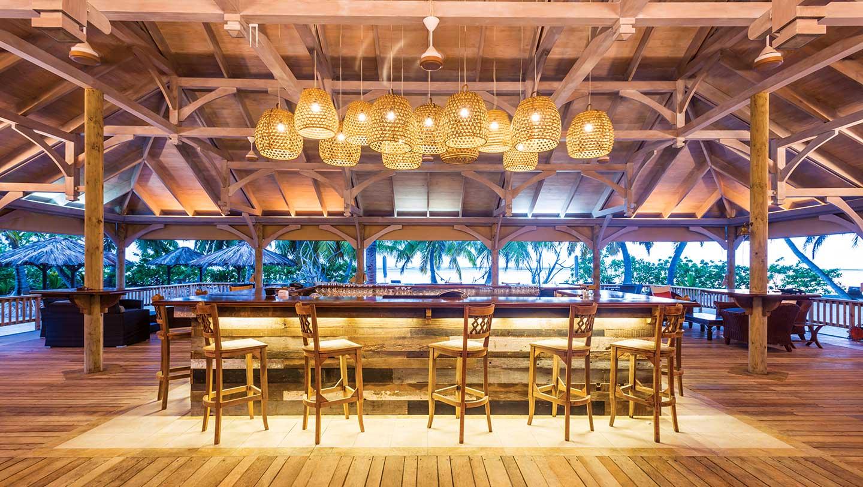 Alphonse Island Bar