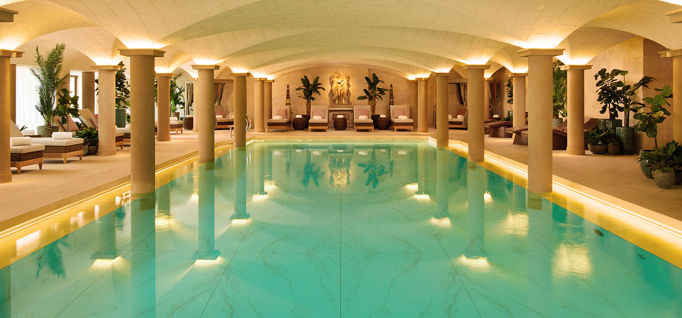 Three Graces Spa at Grantley Hall