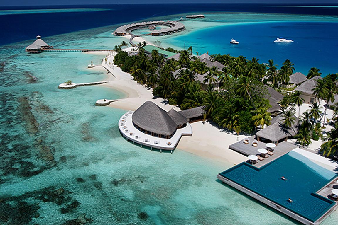 maldives view
