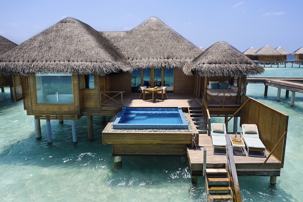 maldives room