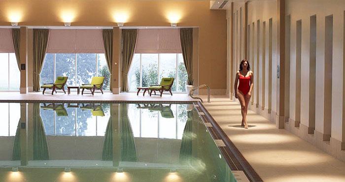 Rockliffe Hall pool