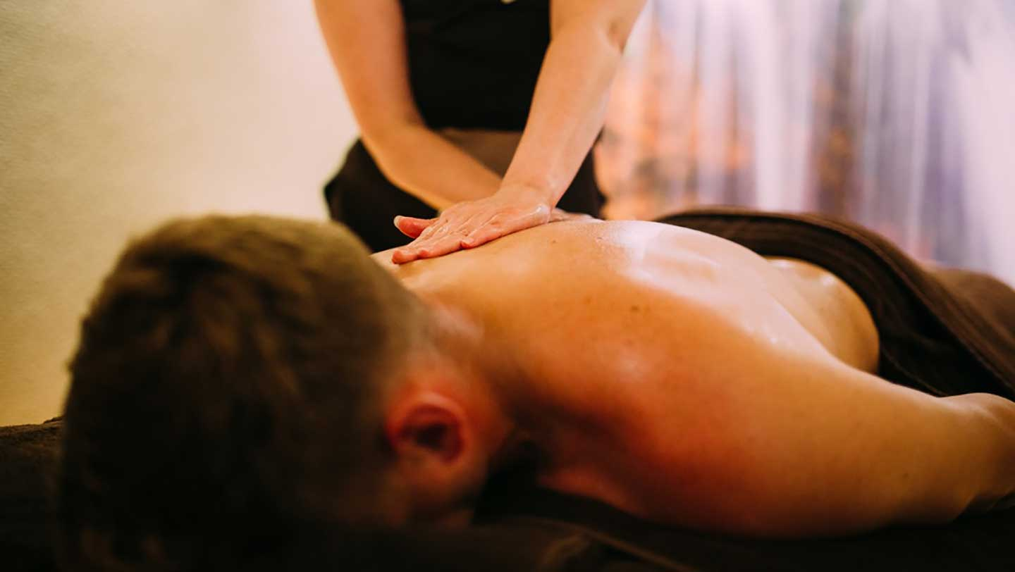 Mens-massage