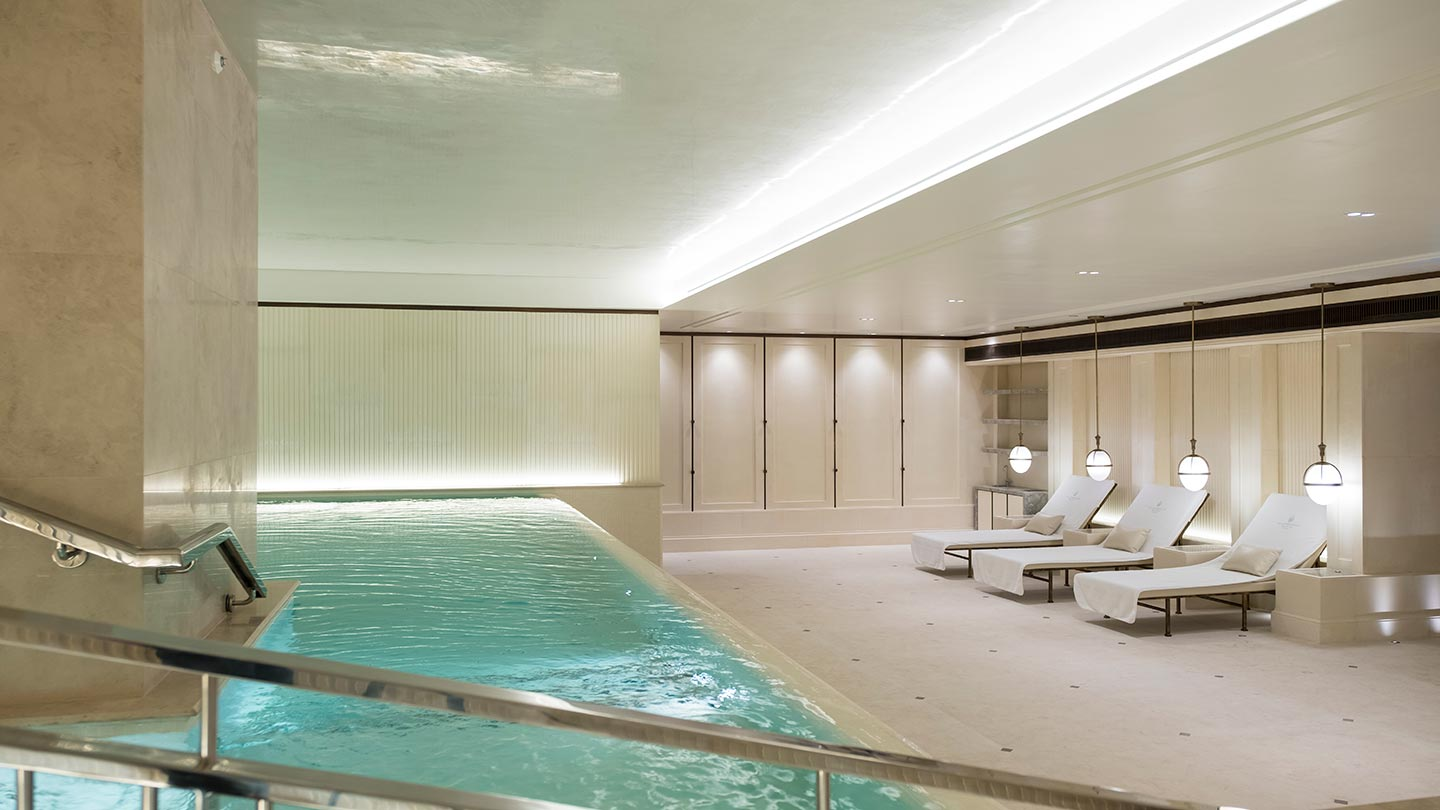 The Lanesborough Club & Spa, Hyde Park Corner