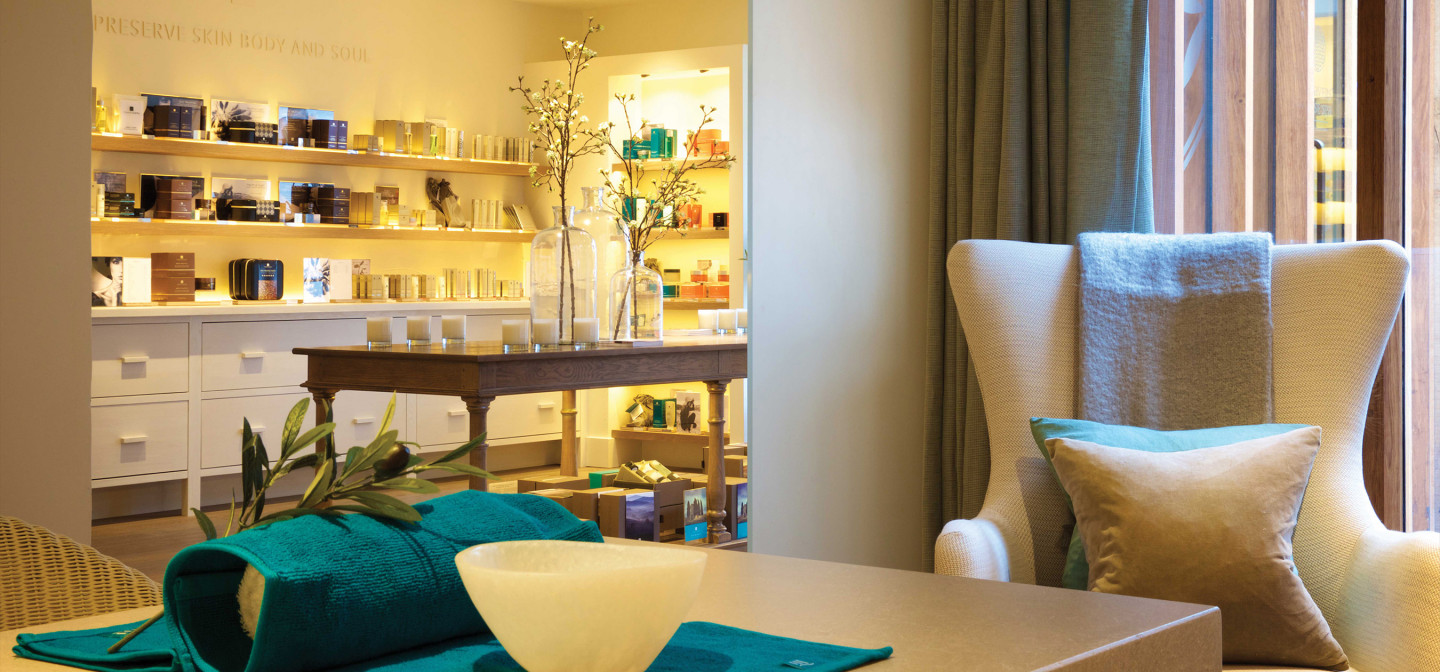 Weavers House Spa at The Swan at Lavenham Hotel