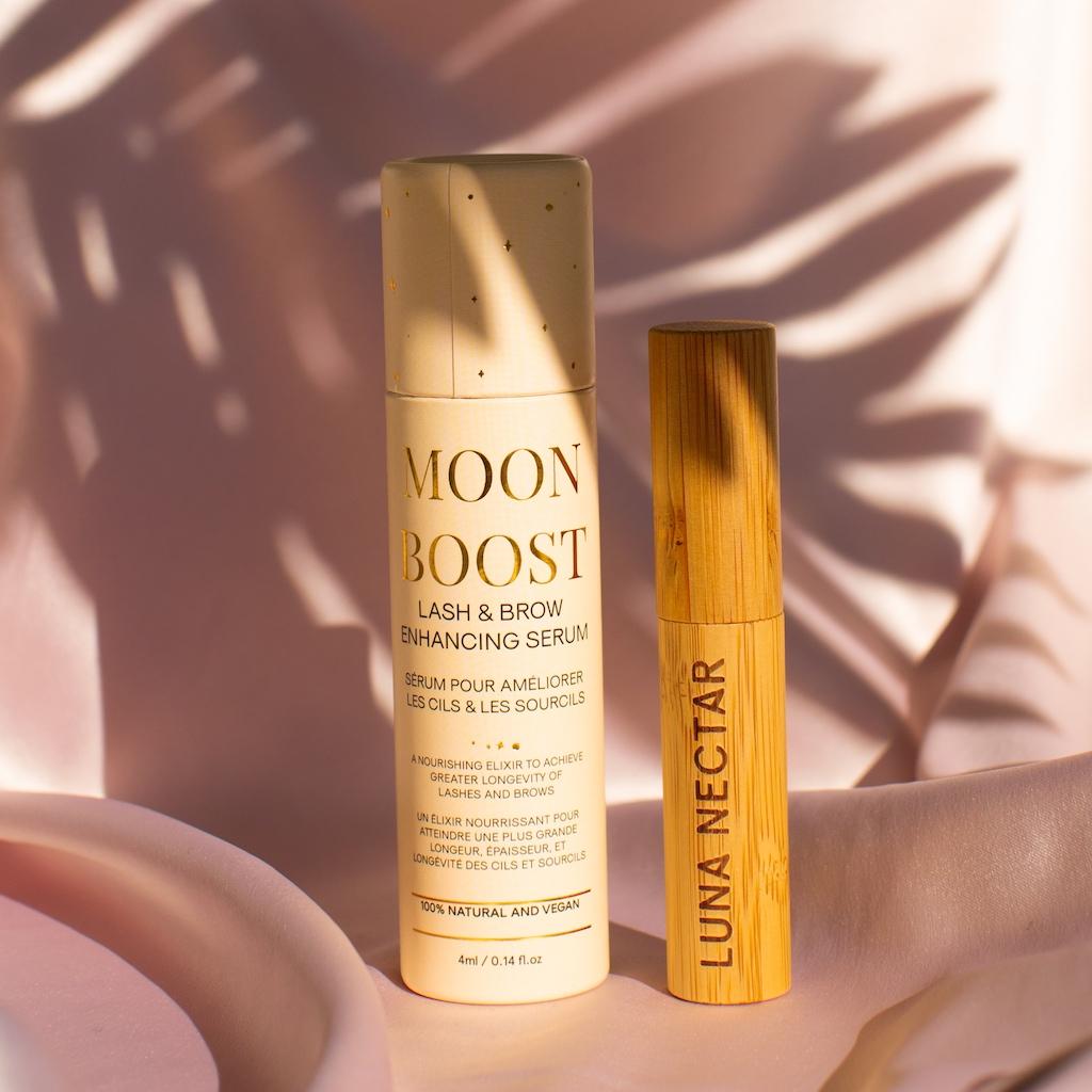 Lunar Nectar Moon Boost Lash & Brow Enhancing Serum