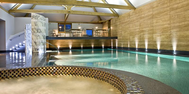 Park House pool