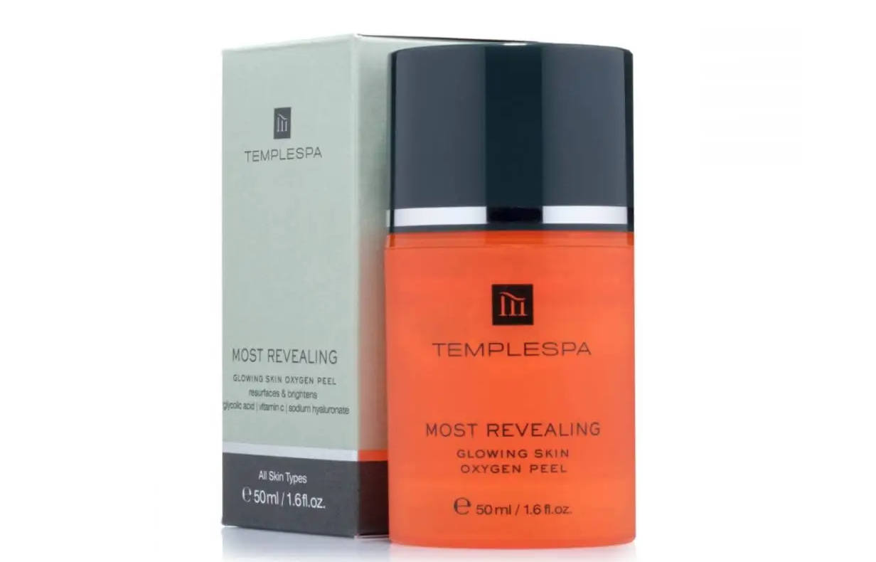 Temple Spa MOST REVEALING
