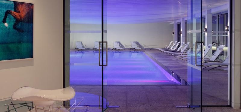 Coworth Park Spa pool